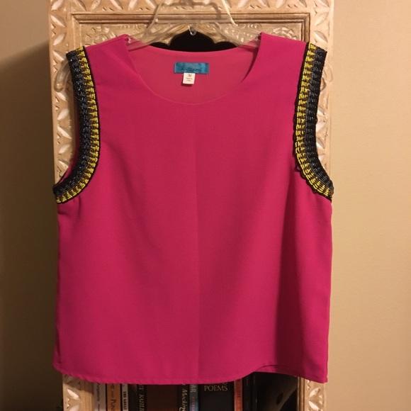 Francesca's Collections Tops - Francesca - sleeveless top
